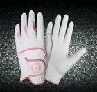 XSpiders DryGRIP Women's Golf glove White - Sweat Wet Rain WASHABLE + Bonus pack