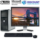 Fast Dell Optiplex Desktop Computer PC Bundle Intel Core 2 Duo WINDOWS 10 Wifi