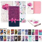 For Doogee BL5000 Card Slot Wallet Bag Flip Case Cover Smile Rose Nowknot Dream