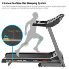 Bluetooth 5HP Folding Manual Treadmill Running Machine Fitness Exercise 5 Choice