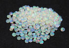 50 pcs 3 To 4MM Natural Ethiopian Welo Fire Loose Opal Beads Drill Beads OY0100