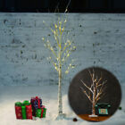 birch tree branches - Christmas LED Silver Birch Twig Tree Warm White Light Branches Waterproof Lamp
