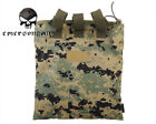 Magazine Pouch Tactical Dump Molle Drop Bag Ammo Military Utility Mag Small Belt