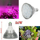 E27 LED Inject Begin to be liked by Light-hued Bulb Hydroponic Indoor Veg Flower 54W Thoroughly Spectrum
