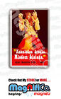 Jimi Hendrix Quote #3  Fridge Magnet or Keyring - Cool Gift for Men