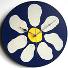 "James Collection - 12"" Vinyl Record Clocks - sit down, flower, daisy, tim booth"