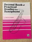 Second Book of Practical Studies - CHOOSE Saxophone, Tuba Available
