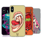 HEAD CASE DESIGNS ODDITY SOFT GEL CASE FOR APPLE iPHONE PHONES