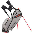 New 2017 TaylorMade Flextech Lite Stand Bag - Pick Your Color - Flex Tech