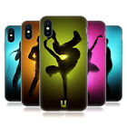 HEAD CASE DESIGNS SILHOUETTE PERFORMERS SOFT GEL CASE FOR APPLE iPHONE PHONES