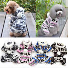 HOT Pet Dog Puppy Warm Winter Soft Sweater Hoodie Jumpsuit Coat Clothes Outwear