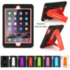 Shockproof Case for Apple iPad 2 3 4 Mini Air Heavy Duty Cover lot Hard Stand