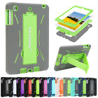 Shockproof KIDs lot Heavy Duty Stand Hard Case Cover For iPad 2 3 4 Mini pro Air