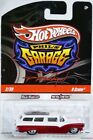 Hot Wheels 8 Crate Phil's Garage #T0401 New in Package 2009 White/Red 8+ 1:64