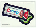 """2006 WACKY PACKAGES ALL NEW SERIES 4 (ANS4) """"CREEP"""" MAGNET #3"""