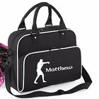 PERSONALISED BOXING BAGS SCHOOL LUNCH GYM BOYS GIRLS  KIDS UNISEX OUTDOOR NEW