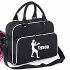 PERSONALISED BOXING BAGS SCHOOL LUNCH GYM BOYS KICK BOX KIDS UNISEX OUTDOOR NEW