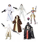 LOOSE - Star Wars Black Series 6inch: Revan, Kenobi, Ahsoka, Sabine, Leia +++ $14.95 USD