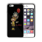 Animation Rick and Morty Iphone 4s 5 5s 5c SE 6 6s 7 8 X XS Max XR Plus Case 06
