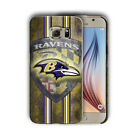 Baltimore Ravens Samsung Galaxy S4 5 6 7 8 9 10 E Edge Note 3 - 10 Plus Case n2 $16.95 USD on eBay
