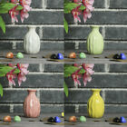 Ceramic Pottery Flower Pot Plant Office Mini Vase Wedding Ornaments 4 Color
