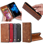 New Luxury Retro Leather Flip Wallet Card Holder Case Cover For Lot Moble Phones