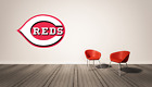 Cincinnati Reds Wall Decal  Vinyl Decor Room MLB on Ebay