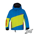 NEW 2018 Ski-Doo Youth X-Team Jacket - Blue #4406765__80