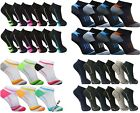 12-60 Paar Socken Herrensocken Damensocken Sneakersocken Freitzeitsocken Top Wow