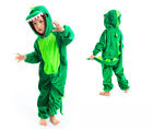 Children Kids Unisex Animal Dinosaur Cosplay Costume Kigurumi Pajamas Sleepwear
