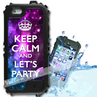 For iPhone 6 PLUS 5.5inch Waterproof TOUGH Case Lets Party Y01041