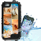 For iPhone 6 PLUS 5.5inch Waterproof TOUGH Case Sea Shell Collage Y01062