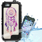 For iPhone 6 PLUS 5.5inch Waterproof TOUGH Case Tribal Dream Catcher Y01126