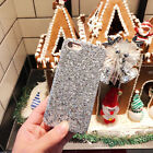 New Luxury Glitter Sparkle Bling Hard Back Case Cover For iPhone 5 SE 6 7 8 Plus