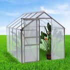 Ogrow Walk-in 6 x 8 ft. Lawn and Garden Greenhouse