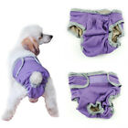 Female Dogs Shorts Puppy Physiological Pants Diaper Pet Sanitary Underwear Wide