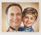 Puzzle with Your Print, Photo, Caricature, Portrait <br/> Print your Portrait or Caricature on a Puzzle!