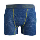 BAWBAGS NEW Mens Blue Denim Boxer Shorts BNWT