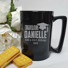 Graduation Personalised Coffee Mug Gift - Add a Name & Message