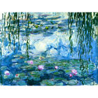 Claude Monet Water Lilies HD Canvas Print Oil Painting  Wall Decor 3 size