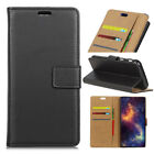 Luxury Leather Wallet Card Stand Case Shockproof Cover For  Various Phone
