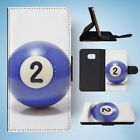 SNOOKER POOL TABLE BALLS 7 FLIP WALLET CASE COVER FOR SAMSUNG GALAXY S7 EDGE $11.65 USD