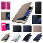 Slim Stylish Protection Wallet Case Leather Flip Card Pouch Cover For Samsung