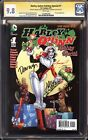 Harley Quinn Holiday Special #1 CGC SS 9.8 Signed Conner, Palmiotti, Cooke DC NM