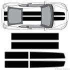 Scion tC or FR-S EZ Rally Racing Stripes 3M Vinyl Stripe Decals Graphics on eBay