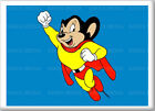 Mighty Mouse Fridge Magnet 50mm x 35mm