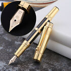 Hero 14K Gold Fountain Pen for Business Office Gift Box Luxury Metal Fine Nib