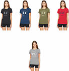 Under Armour Women's Freedom Logo 2.0 Shirt, 5 Colors