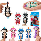 Finger Baby Monkey Squirrel Interactive Finger Pet Toys Electronic Gifts Xmas