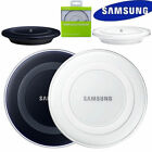 THE BEST 2017! WIRELESS SAMSUNG CHARGING PAD QI SAMSUNG GALAXY S7 FREE SHIPPING!